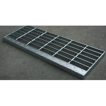 Galvanized Steel Stair Grid