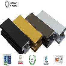 Profils d'extrusion en Aluminium / Aluminium pour Jamaïque Fenêtre / Porte