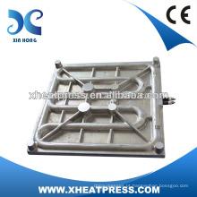 XINHONG Movable Electic Casting Alumínio Aquecimento Platen para Heat Press Machine