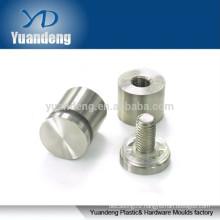 Aluminum advertising screws