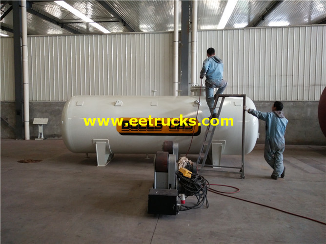 ASME Ammonia Gas Vessel