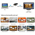USB 3.0 to HDMI DVI Adapter, Video Graphics Display Converter for Extra Monitors
