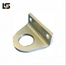 La précision faite sur commande d'usine petite, laiton emboutissant la fabrication en métal de pièces pour la bride