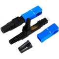 SC/APC SC/UPC FTTH Optical Fiber Fast Connector