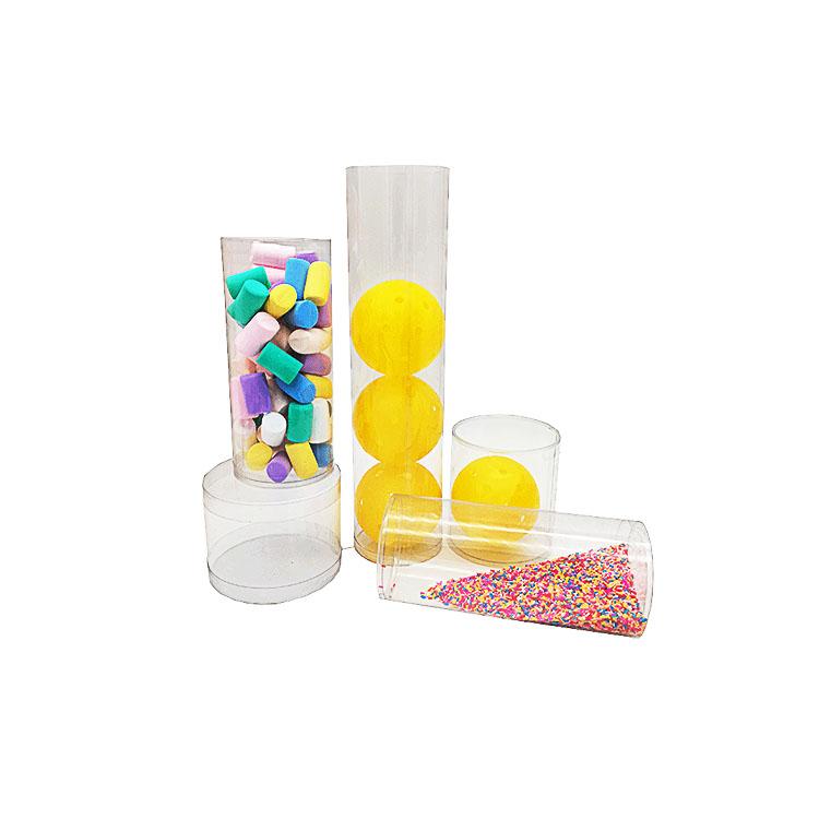 Plastic Cylinder Box