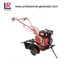 Diesel 10HP Motor Powered Tiller e Cultivator