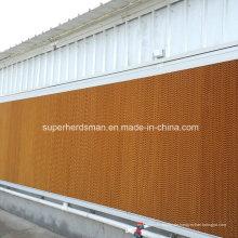 Geflügel Landwirtschaftliche Ausrüstung Cooling Pad für Geflügel Haus