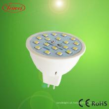 Refletor de LED 5W MR16 (SMD2835)