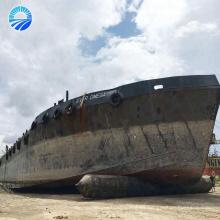 Salvage Marine Airbag para lanzamiento de barcos, elevación, mejora / airbags de goma para barcos