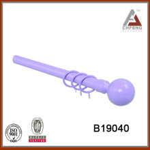 B19040 Finial in lackiertem Finish