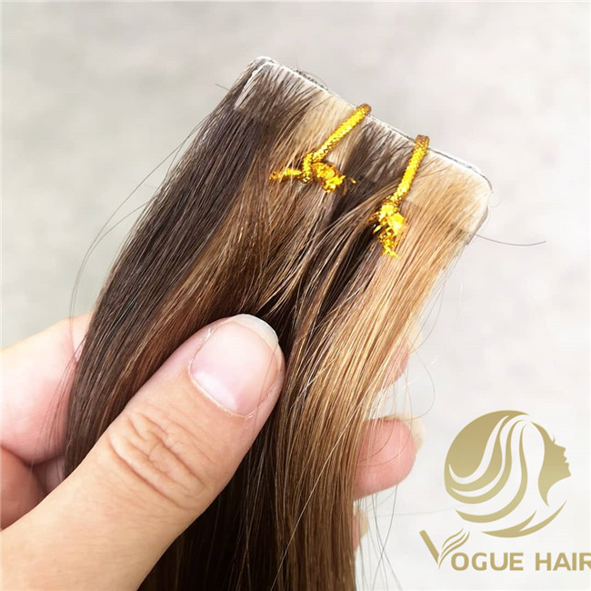 skin tape hair extension