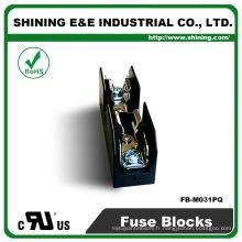 FB-M031PQ UL approuvé égal à Bussmann 1 Pole base de fusibles en céramique 30A