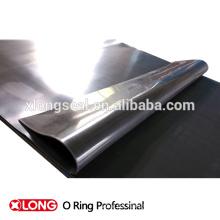 Hoja de goma de silicona de 4 mm de espesor de alta calidad
