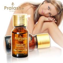 Óleo Essencial Cosmético Pralash + Vagina-Shrink (10ml) Óleo Essencial Natural Melhor Marca de Óleo Essencial