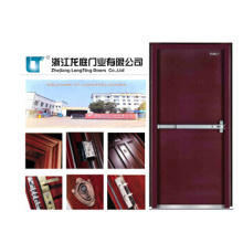 Well-Welcomed Fire Rated Door/Wooden Fire Door