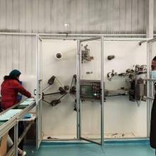 Ligne de production de non-tissé composite soufflé par fusion PP spunbond