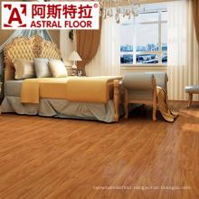Orange Color Silk Surface HDF Laminate Flooring