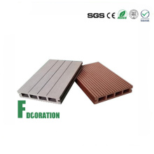 Low Cost Wood Plastic Composite Decking