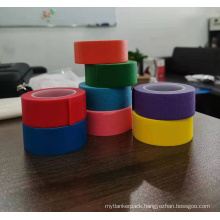 Custom Colorful Craft Art Paper Painters Tape Colored Masking Tape for Kids Labeling DIY Decorative Coding Decoration Teaching