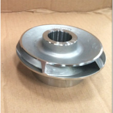 Lost Wax /Investment Castings Stainless Steel Vertical Turbine Cast Pump Impeller