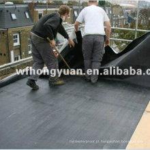 Membrana impermeável barata de EPDM / forro da associação / folha de borracha do telhado / materiais de construção