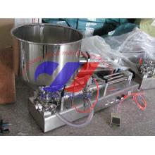 Полуавтоматическая машина для наполнения одной мазью