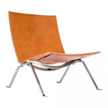 PK22 Easy Chair door Poul Kjaerholm