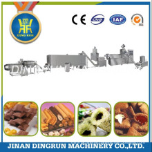 core filling snacks food production machinery