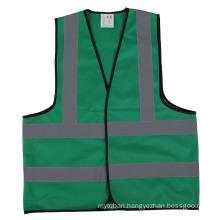 Mens Safety Vests  HI-VIZ custom Green Safety Vests