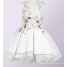 High Quality flower girl dress for fat girl lovely lace flower girl dress for wedding Children Girl Dress ED741