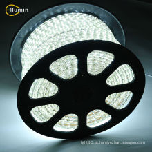 Faixa LED 220V 5050 Branco Quente / Bulbo / Amarelo
