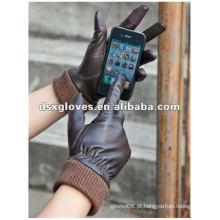 Luvas de tela sensível ao toque para celular
