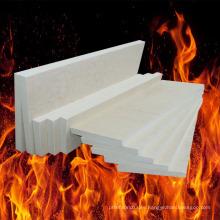 Material de aislamiento Junta de fibra de cerámica