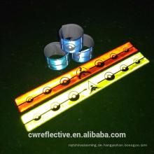 EN13356 Sicherheit Studenten Reflex Armband für Schulprojekt