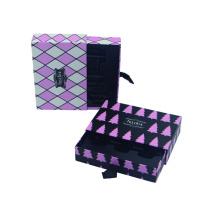 Caixas de presente cosméticas de papel bandeja VAC