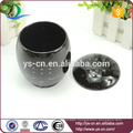 2015 Wholesale Black Ceramic Creative Sami Cup