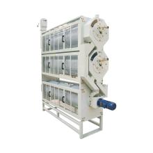 Máquina de línea sancochada clasificadora de longitud de arroz