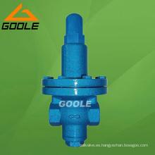 Válvula reductora de presión de resorte (GAYT11H)
