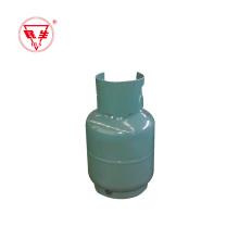 Mideast market 2kg portable cooking lpg gas cylinder