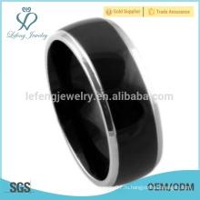 Римские антикварные простые кольца, титановые кольца для мужчин