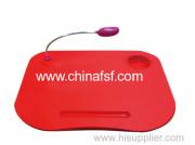 Ноутбук лоток таблице портативный легко взять и светодиодов может быть съемный