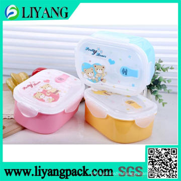 Three Colors Design, Heat Transfer Film for Lunch Box