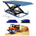 Small electric skyjack scissor lifts
