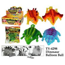 Jouet à ballon à ballon à dinosaures