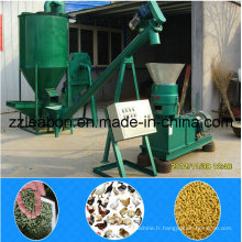 Chine Moulin à granulés d'alimentation CE