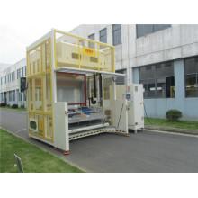 Máquina de cobertura de membrana