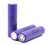 3 watt led flashlight 18650 battery