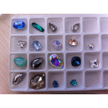 Crystal Fancy Stones Glass Beads for Crystal Jewelry