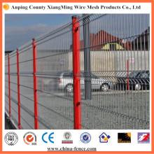 Fenêtres métalliques décoratives Clôtures de sécurité Clôtures Clôture de clôture