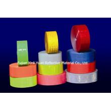 Ruban PVC réfléchissant pour les vêtements / vêtements / véhicules